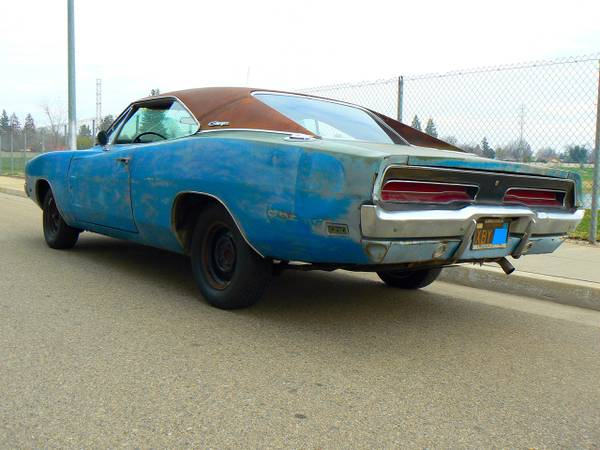 Nice Project, 1969 Dodge Charger