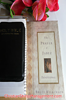 Jabez Devotional by Bruce Wilkinson