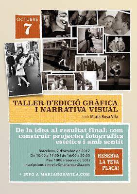 Taller d'Edició Gràfica i Narrativa Visual de Maria Rosa Vila