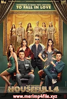 Housefull 4 full movie HD 720p 700MB Download