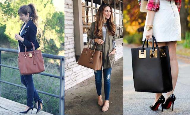 Como combinar los bolsos de moda  , como hacerlo ?