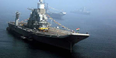"India and France to conduct Largest Naval Exercise ""VARUNA"""