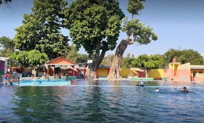 Wisata air di klaten - Umbul Jolotundo