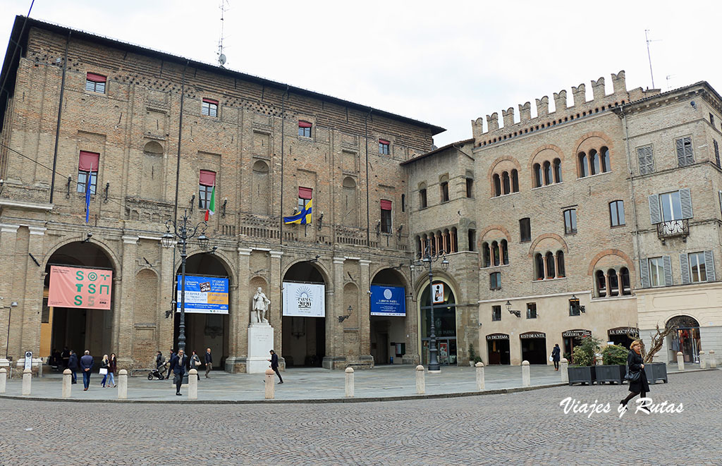 Palazzo del Comune de Parma