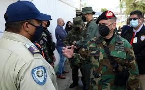 A/J Remigio Ceballos, giró instrucciones  para la seguridad y resguardo integral del material y equipo electoral del 6D