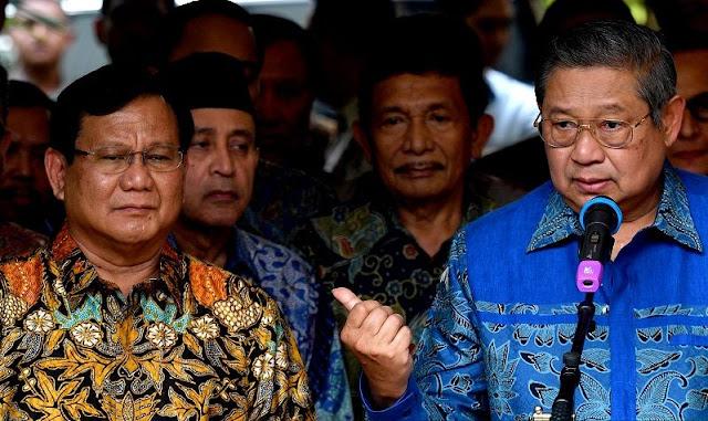 'Bahaya Mengintai' di Balik Sikap Koalisi Kubu Prabowo-Sandi