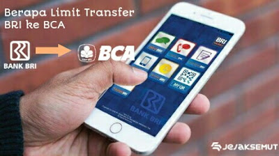 limit transfer bri ke bca