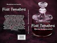"""Couverture de """"Fiat Tenebra (Que les Ténèbres soient)"""", de Bloodwitch Luz Oscuria"""