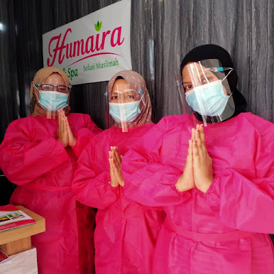 Daftar Harga Salon Muslimah Daerah Bandung