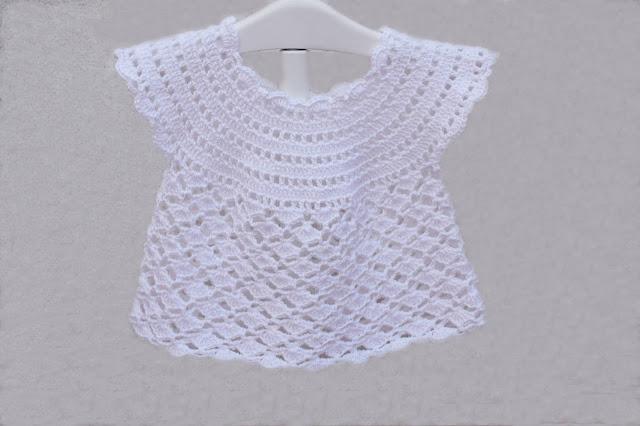1 - Crachet Imagen Camisa de verano a crochet y ganchillo por Majovel Crochet