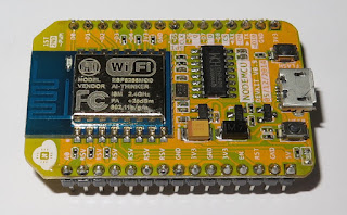 Programming the ESP8266 NodeMCU with the Arduino IDE