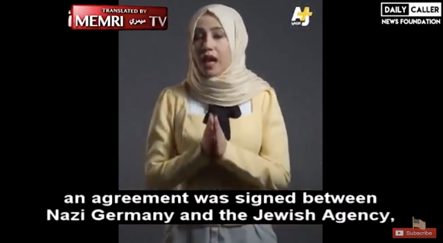 AL JAZEERA'S HOLOCAUST-DENIAL VIDEO NO 'MISTAKE'--Celebrated terrorist, joined KKK member in blaming 9/11 on Jews