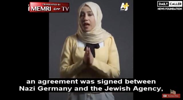 AL JAZEERA'S HOLOCAUST-DENIAL VIDEO NO 'MISTAKE'--Celebrated terrorist, joined KKK member in blaming 9/11 on Jews