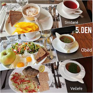 Jídla Metabolic Balance 5. den