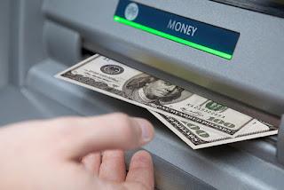 Cara Tarik Tunai Kartu Kredit di atm