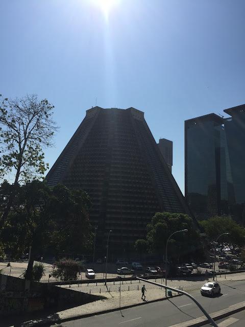 RIO DE JANEIRO, SAN SEBASTIAN CATHEDRAL