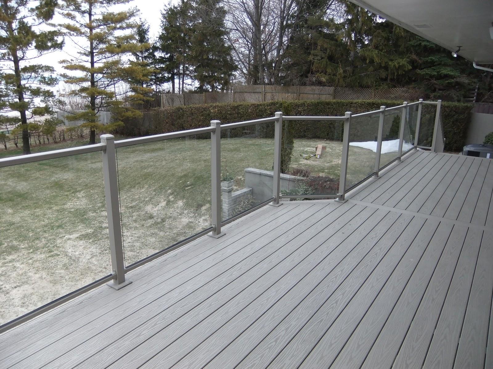 Ultra Aluminum Fencing Gates And Handrails Glass Railing