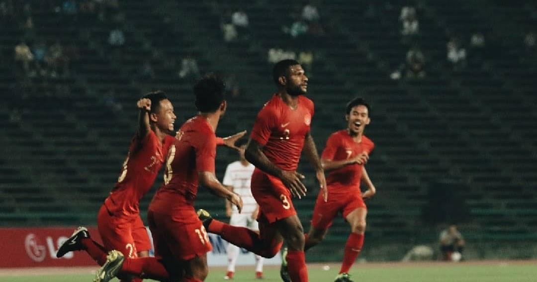 Tim nasional Indonesia U-22 Optimistis Kalahkan Thailand