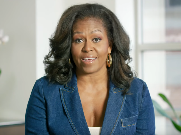 Former first lady,Michelle Obama