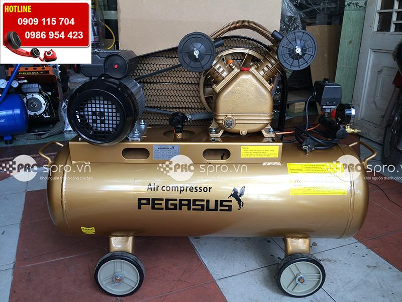 Cung cấp máy nén khí pegasus cho các công trình xây dựng và nhà máy