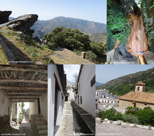 Viaje a Granada - escapada a la Alpujarra