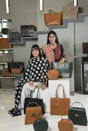 Co-founders of Homeland Fashion and Lifestyle: Shaka and Sipika sisters.