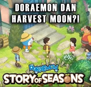 Spesifikasi Doraemon Story of Seasons