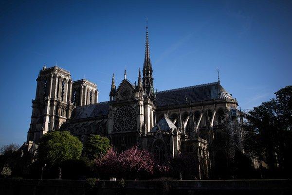 Notre Dame Cathredal Paris