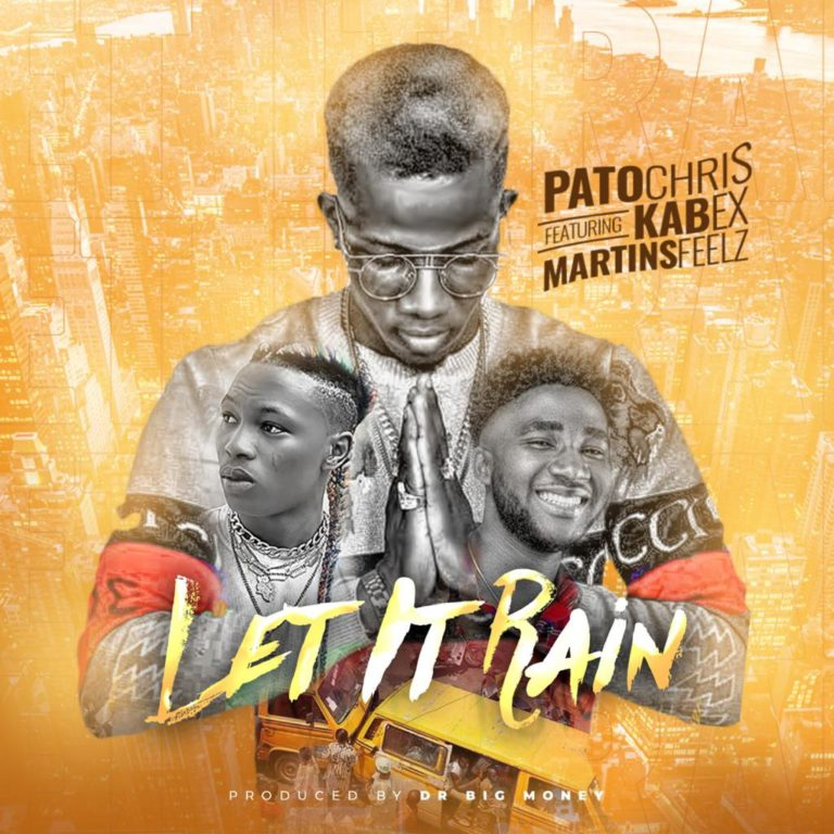 PATOCHRIS FT KABEX X MARTINFEELZ - LET IT RAIN