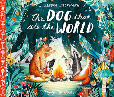 The Dog That Ate the World book by Sandra Dieckman