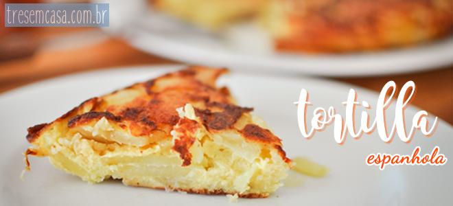 tortilla espanhola receita