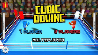 Game Cubic Boxing 3D App