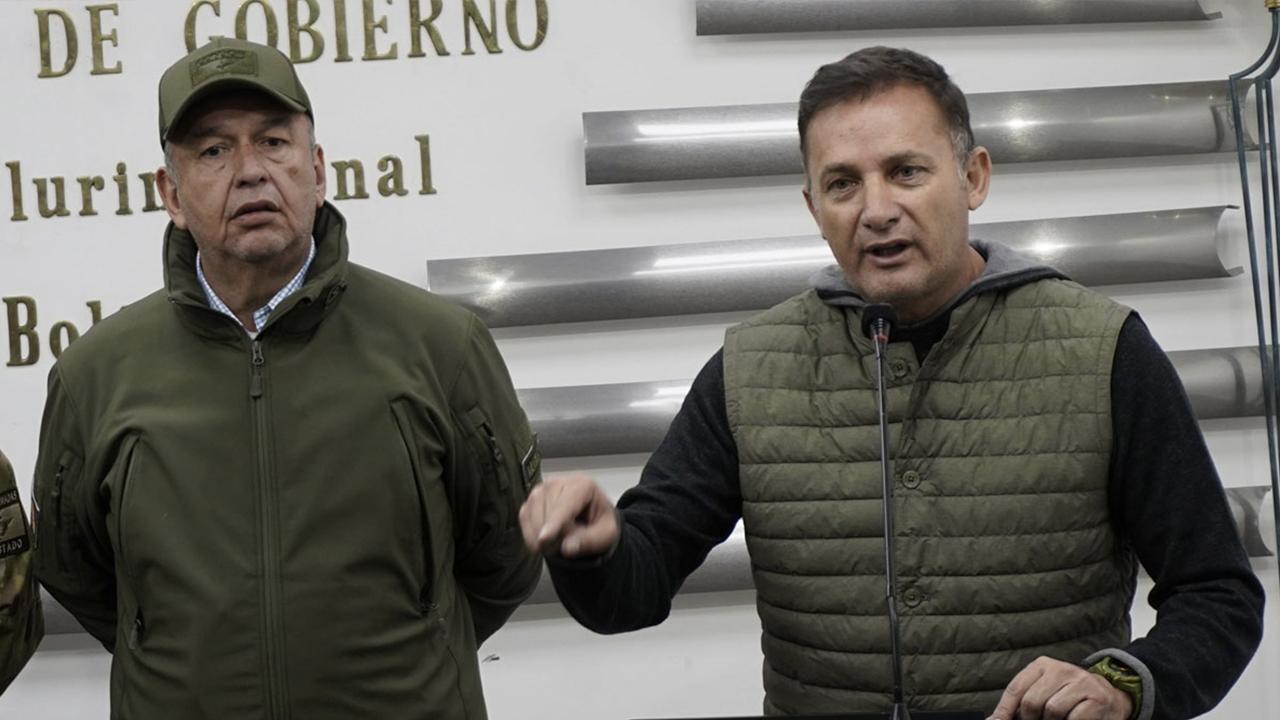 Murillo y López salieron del país antes del cambio de mando en noviembre pasado / ARCHIVO WEB