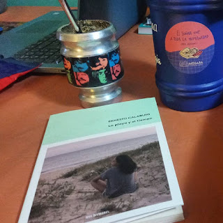 """""""La playa y el tiempo"""" Tres Hermanas Libros"""