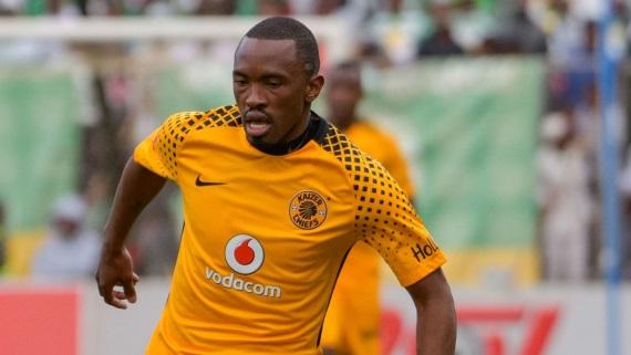 Bernard Parker Kaizer Chiefs striker