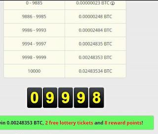 freebitcoin rolldan kazanılan bitcoin resmi