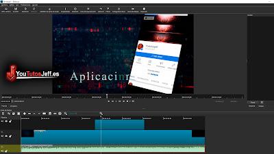 descargar editor de video gratis shotcut