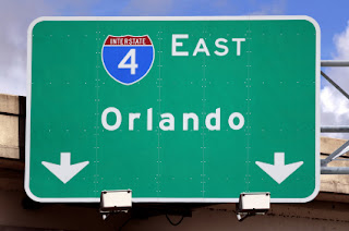 Getting to Orlando