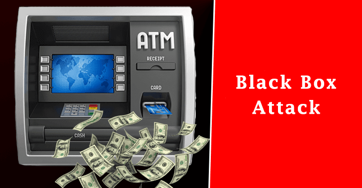 Hackers Steal 800,000€ from ATMs in Italy Using Black Box attack