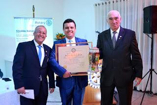 Givaldo Baptista (Presidente 2018-2019), Felipe Raphael Alves (Presidente 2019-2020), José Carlos (Conselheiro pessoal)