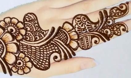 Karwa Chauth Special Mehndi Designs