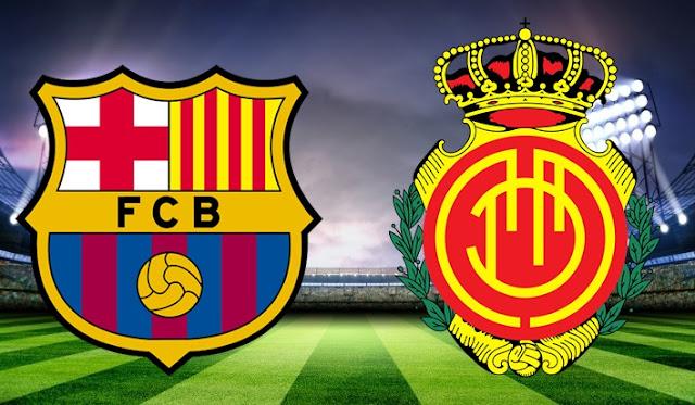 بث مباشر مباراة برشلونة ومايوركا اليوم 13-06-2020 الدوري الإسباني