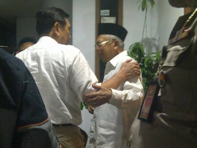 PAN: Beda Pendapat Maruf Amin dan Luhut Bukti Kondisi Tidak Baik-baik Saja