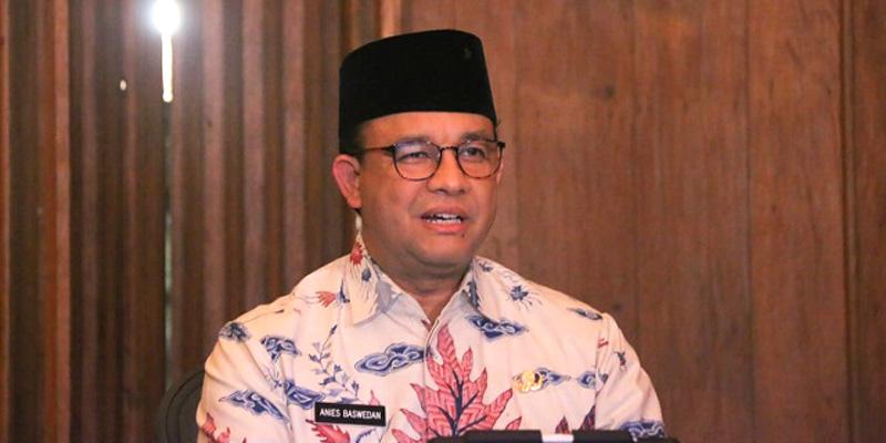 Kalaupun Pilkada 2022 Ditunda, Jalan Anies Menuju RI 1 Tetap Lurus