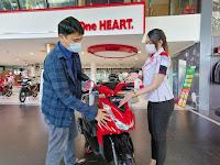 Surprise Berlipat, Ayo Beli Honda BeAT series dan dapatkan Hadiah Mobil Honda Brio