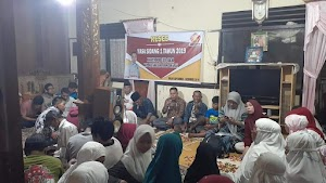 Serap Aspirasi, Legislator Gerindra, Harizal, Reses ke Dapil I Lubuk Sikarah