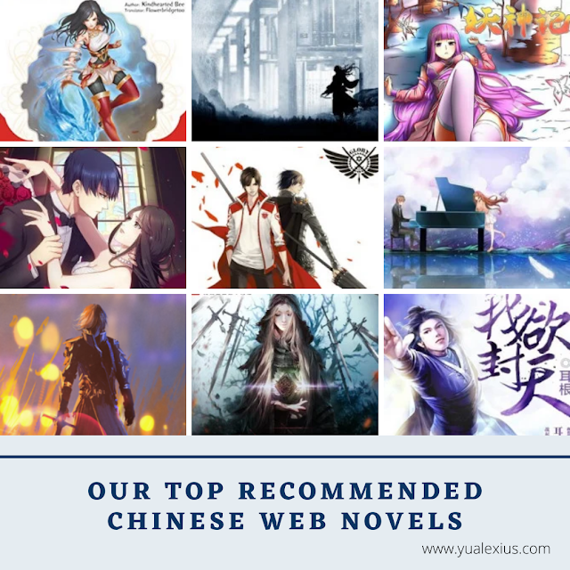 Top Recommended Chinese Web Novels and Where to Read Them