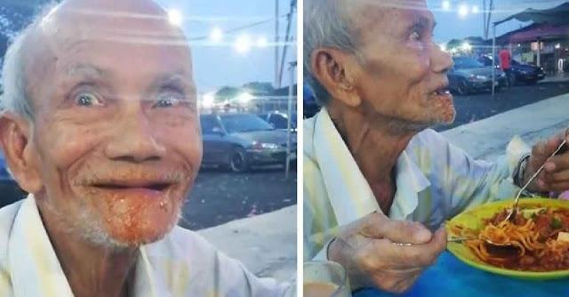 Momen Haru, Anak Ajak Ayahnya Makan di Rumah Makan, Lihat Senyum Bahagianya