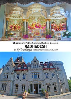 Chateau de Petite Somme Radhadesh Pinterest