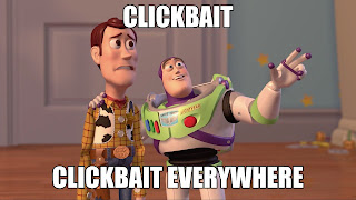 Una constante en el secto de los videojuegos, el clickbait